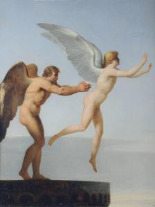 Daedalus and Icarus by Charles P. Landon