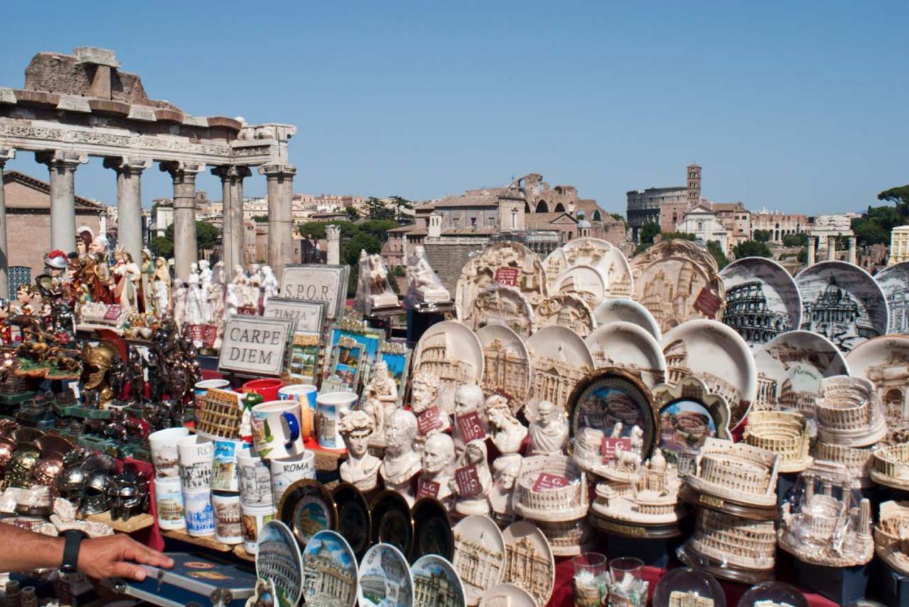 Rome+Souvenirs